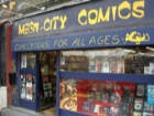 mega city comic shop