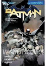 Batman N52 Vol 01 The Court Of Owls TP