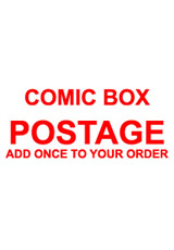 Comic Storage Box Shipping Charge (IMPORTANT - PLEASE READ NOTE)