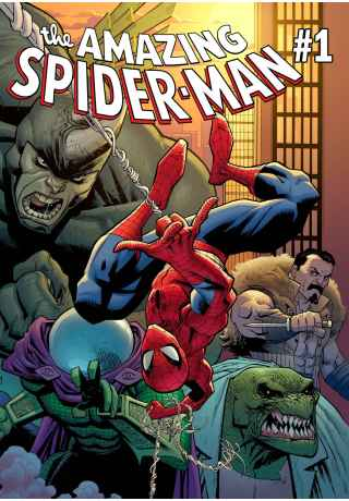 Amazing Spider-Man (2018) 6 issue subscription