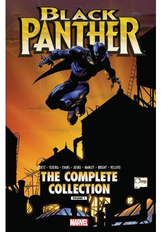 Black Panther by Priest TP 01 Complete Collection
