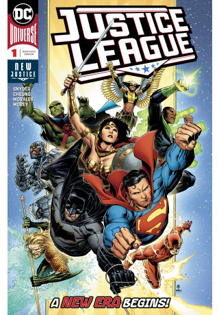 Justice League (2018) 6 Issue Subscription