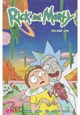 Rick & Morty Vol 01