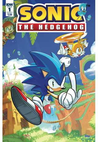 Sonic The Hedgehog 6 Issue Subscription